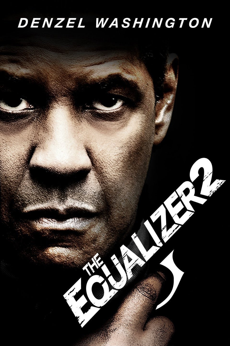 Equalizer 2 (2018) Vudu or Movies Anywhere HD code