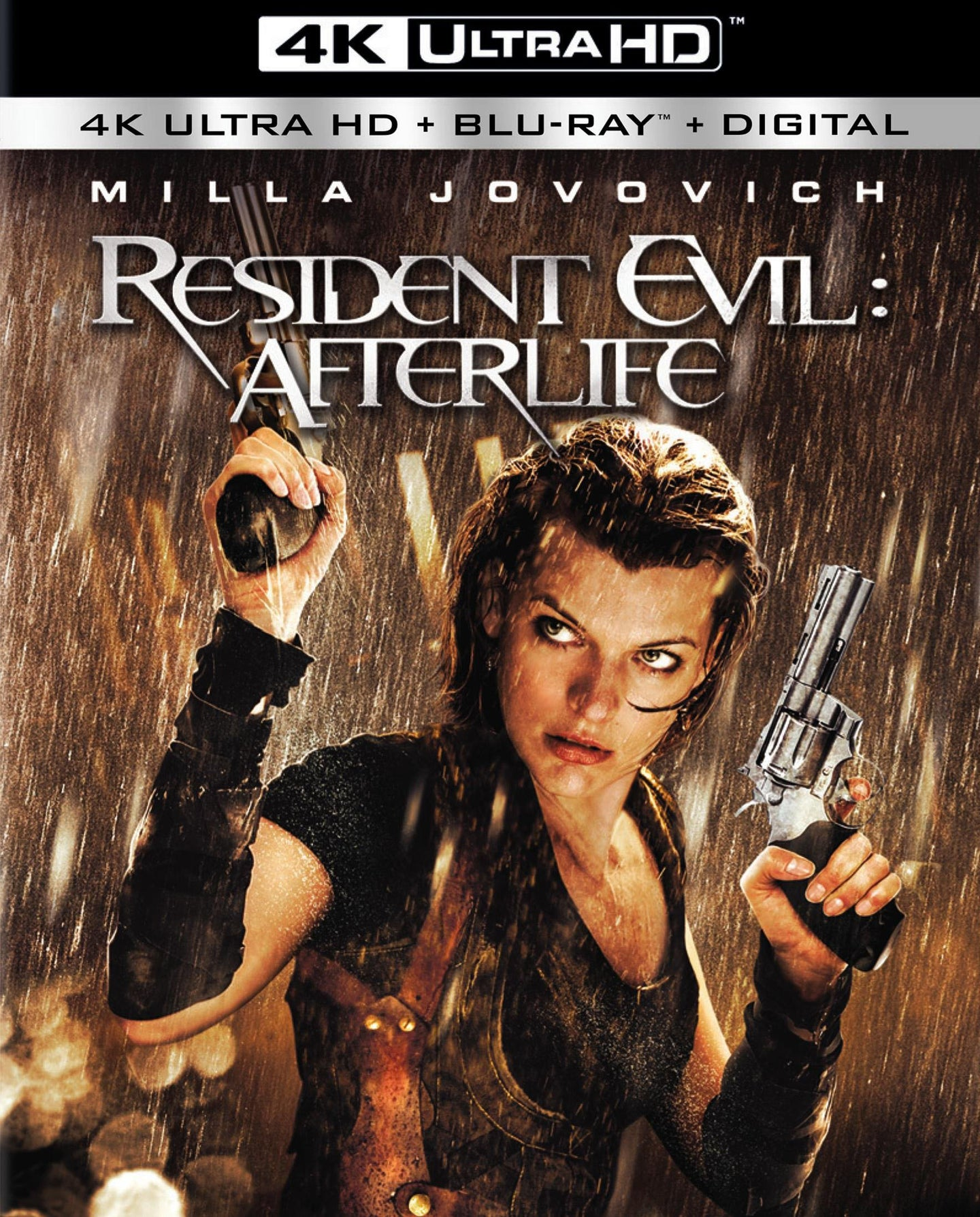 Resident Evil: Afterlife (2010) Vudu or Movies Anywhere 4K code