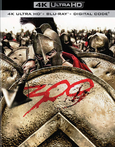 300 (2007) Vudu or Movies Anywhere 4K code