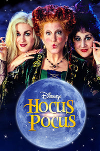 Hocus Pocus (1993) Vudu or Movies Anywhere HD redemption only