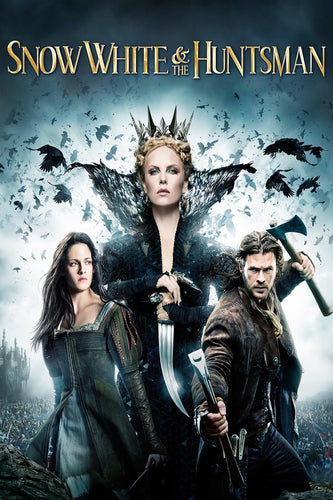 Snow White And The Huntsman: Extended Edition (2012) Vudu or Movies Anywhere HD redemption only