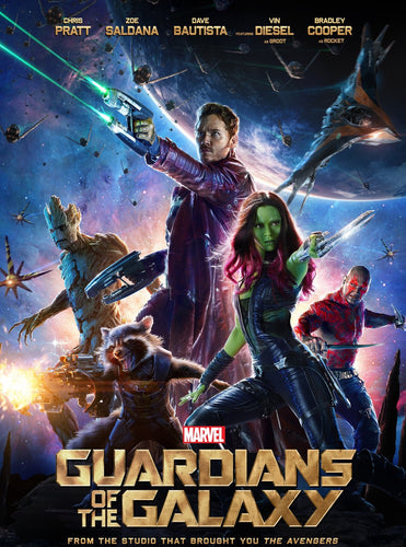 Guardians of the Galaxy Vol. 1 (2014) Google Play HD code