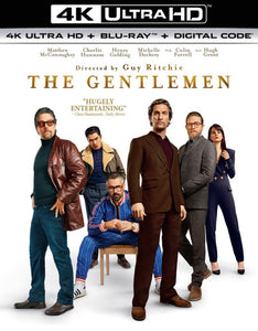 The Gentlemen (2019) iTunes 4K code
