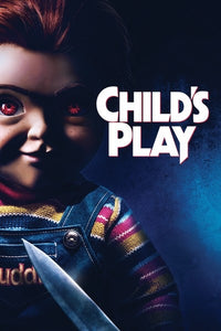Child's Play (2019) Vudu HD or iTunes HD code