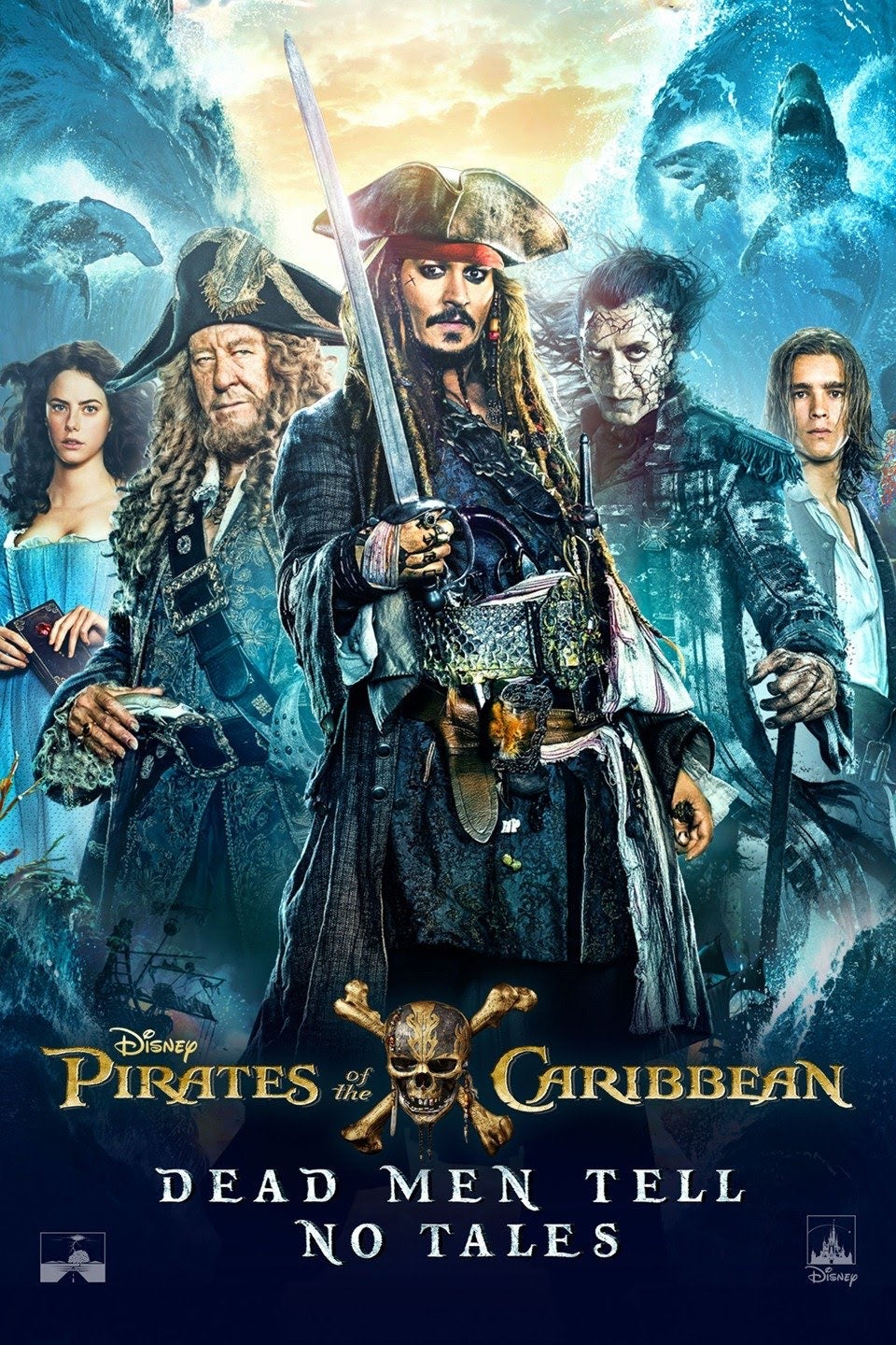 Pirates of the Carribean: Dead Men Tell No Tales (2017: Ports Via MA) Google Play HD code