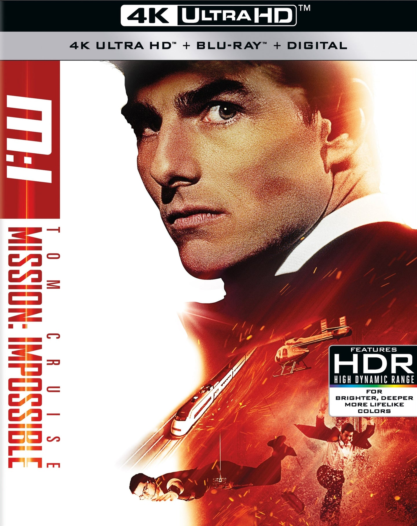 Mission Impossible (1996) iTunes 4K code