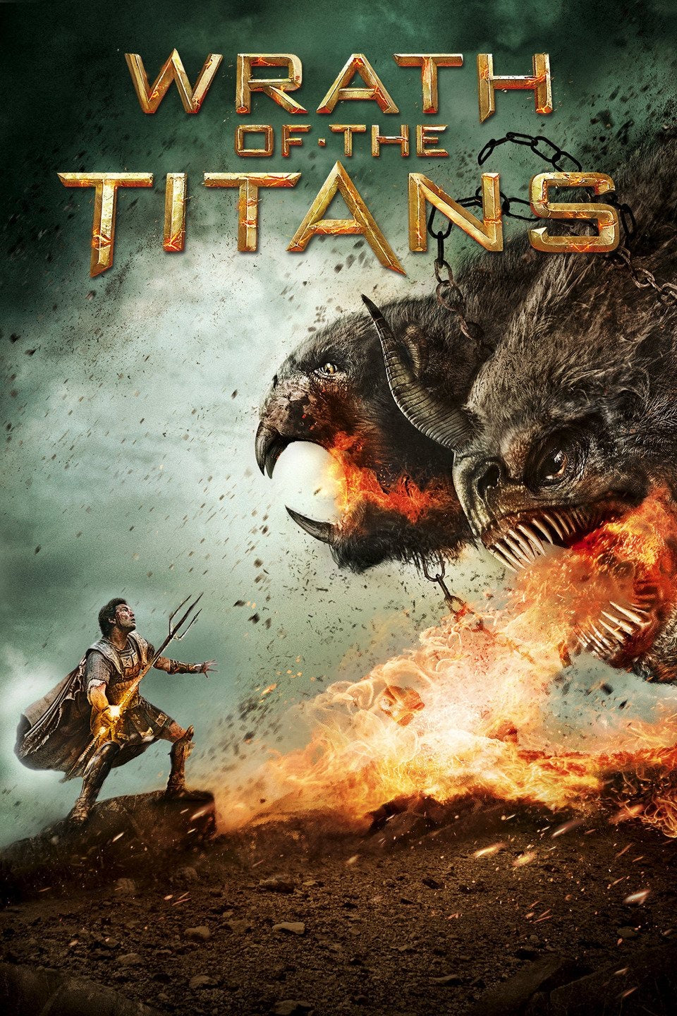 Wrath of the Titans (2012) Vudu or Movies Anywhere HD code