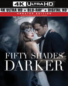 Fifty Shades Darker (2015) iTunes 4K code