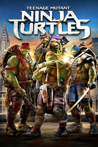 Teenage Mutant Ninja Turtles (2014) Vudu HD redemption only