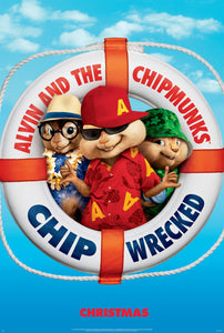 Alvin and the Chipmunks: Chipwrecked Vudu or Movies Anywhere HD code
