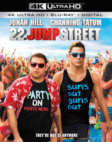 22 Jump Street (2014) Movies Anywhere 4K code