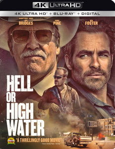 Hell or High Water (2016) iTunes 4K redemption only