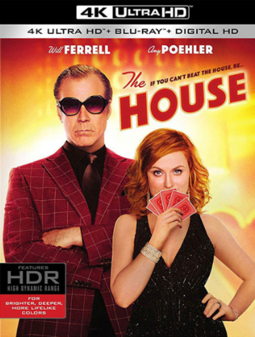 The House (2017) Movies Anywhere 4K code