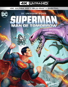 DCEU's Superman: Man of Tomorrow (2020) Vudu or Movies Anywhere 4K code