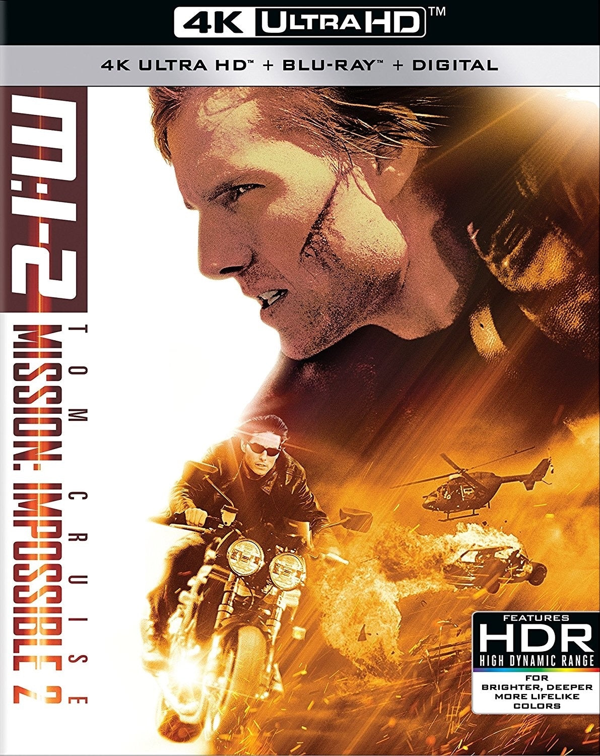 Mission Impossible 2 (2000) iTunes 4K code