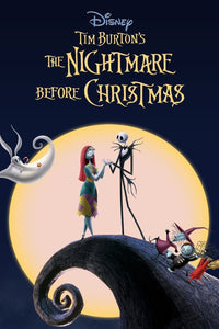 The Nightmare Before Christmas (1993) Vudu or Movies Anywhere HD redemption only