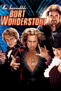 The Incredible Burt Wonderstone (2013) Vudu or Movies Anywhere HD code