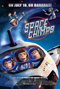 Space Chimps Vudu or Movies Anywhere HD code