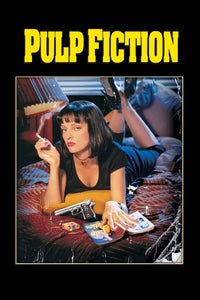 Pulp Fiction (1994) Vudu HD code