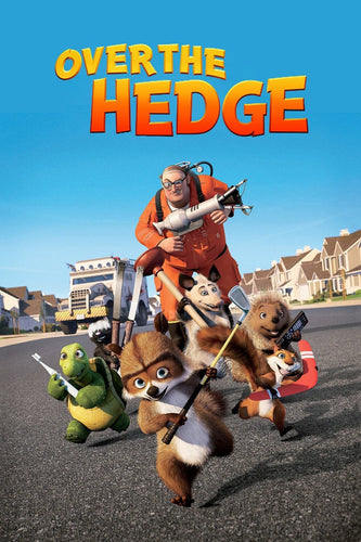 Over The Hedge (2006) Vudu or Movies Anywhere HD code