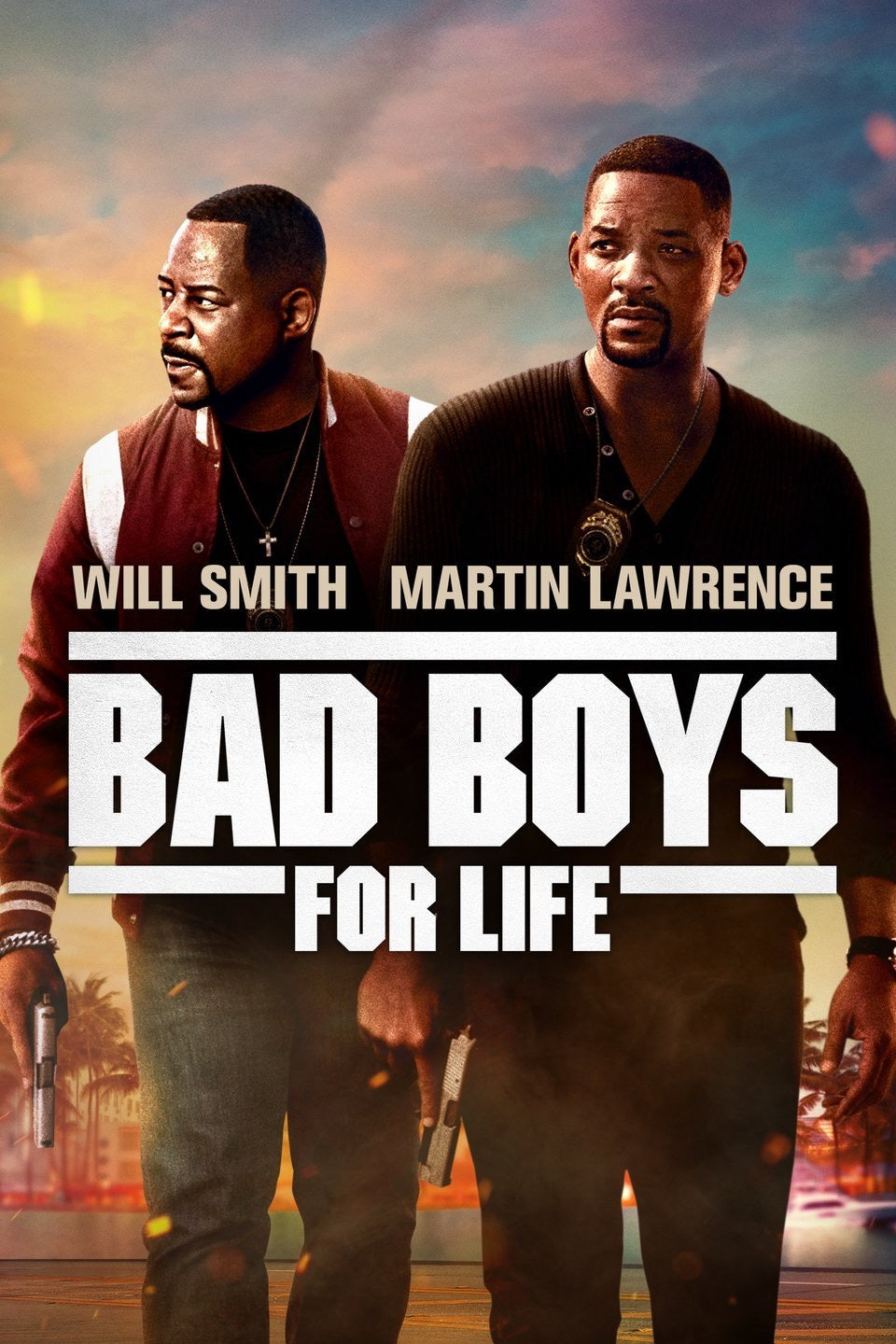 Bad Boys For Life (2020) Vudu or Movies Anywhere HD code