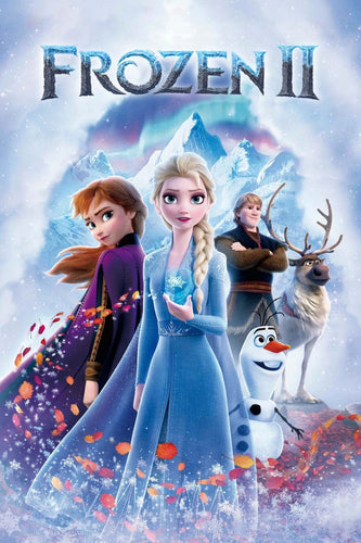 Frozen II (2019) Vudu or Movies Anywhere HD redemption only