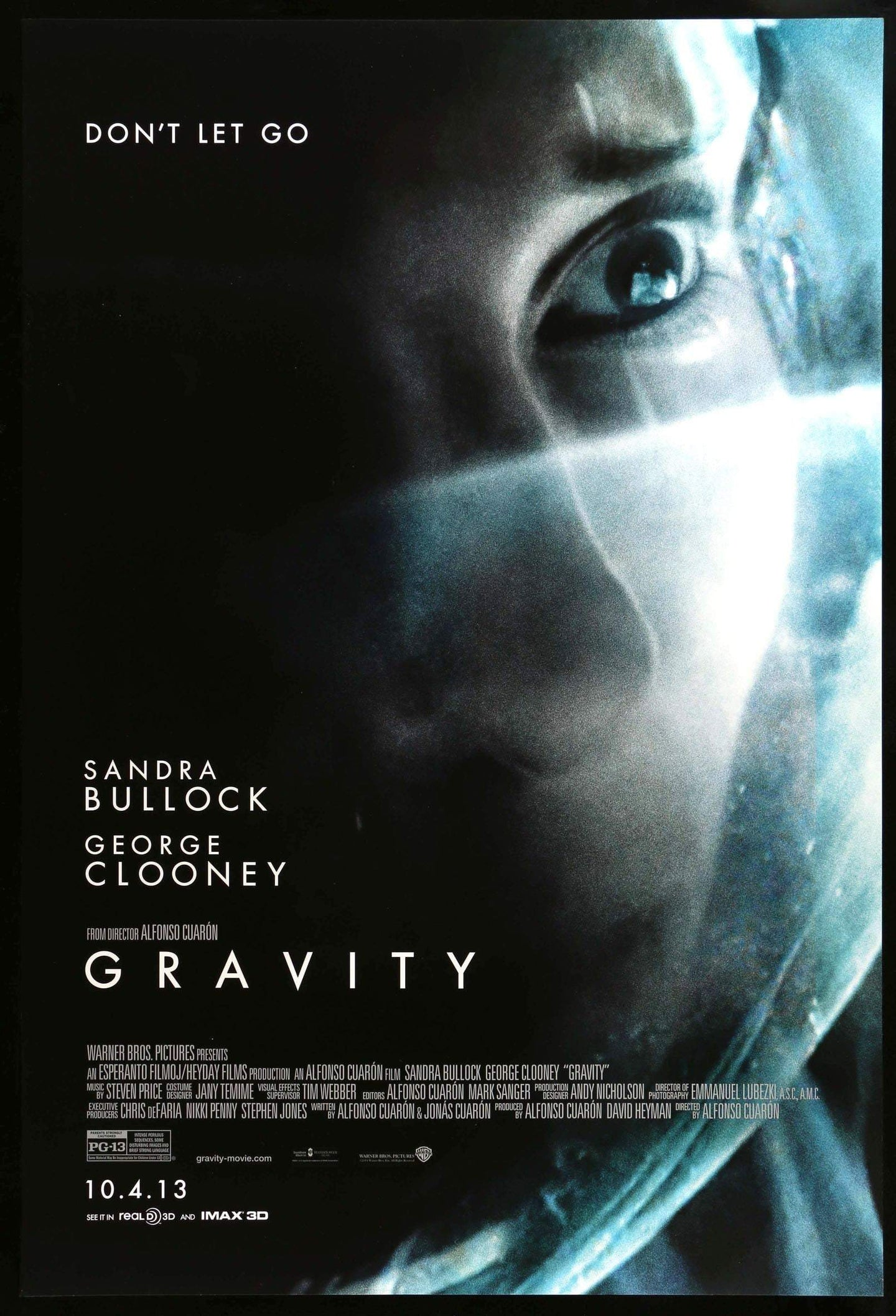 Gravity (2013) Vudu or Movies Anywhere HD code