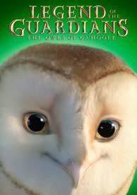 Legend Of The Guardians: The Owls Of Ga'Hoole Vudu or Movies Anywhere HD code
