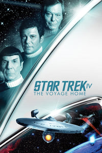 Star Trek IV: The Voyage Home (1986) Vudu HD or iTunes HD code