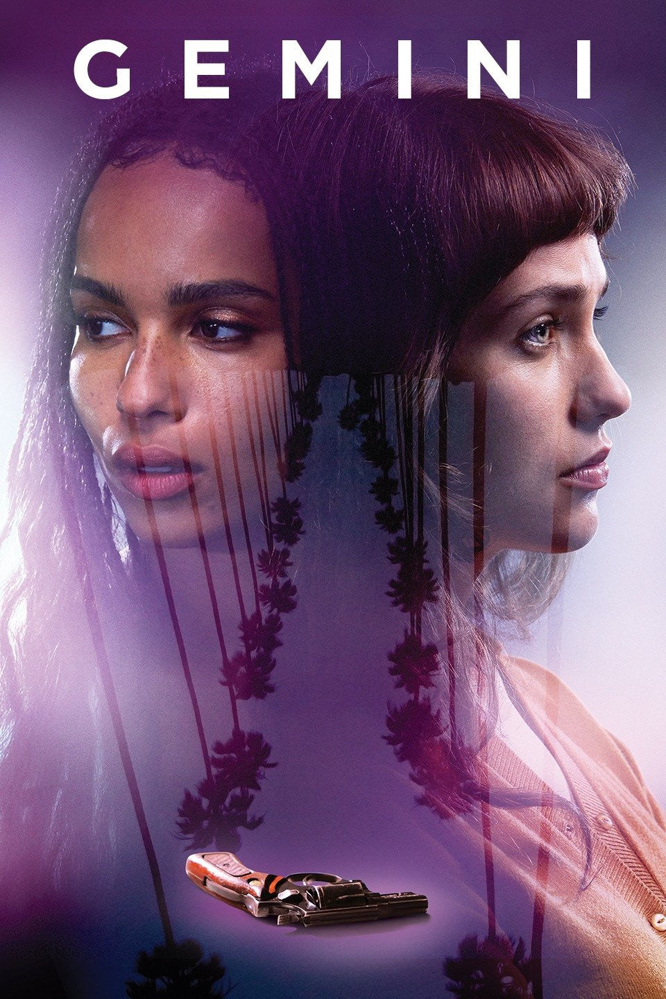 Gemini (2017) Vudu or Movies Anywhere HD code