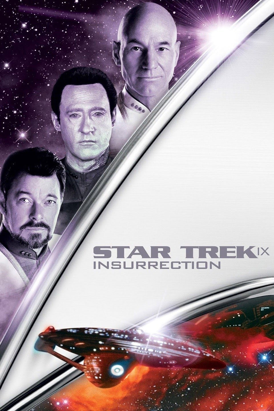 Star Trek IX: Insurrection (1998) Vudu HD or iTunes HD code