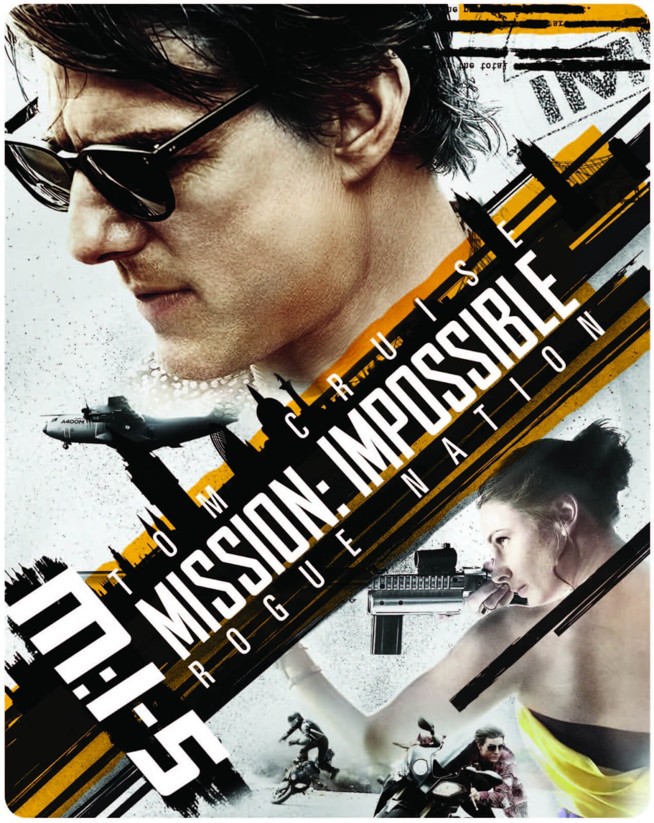 Mission Impossible Rogue Nation (2015) Vudu HD redemption only