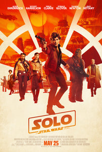Solo: A Star Wars Story (2018) Vudu or Movies Anywhere HD redemption only