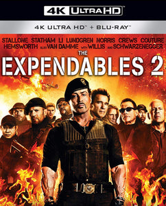 Expendables 2 (2012) iTunes 4K redemption only