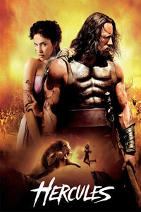 Hercules (2014) Vudu HD redemption only