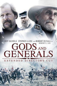 Gods And Generals Director's Cut Vudu or Movies Anywhere HD code