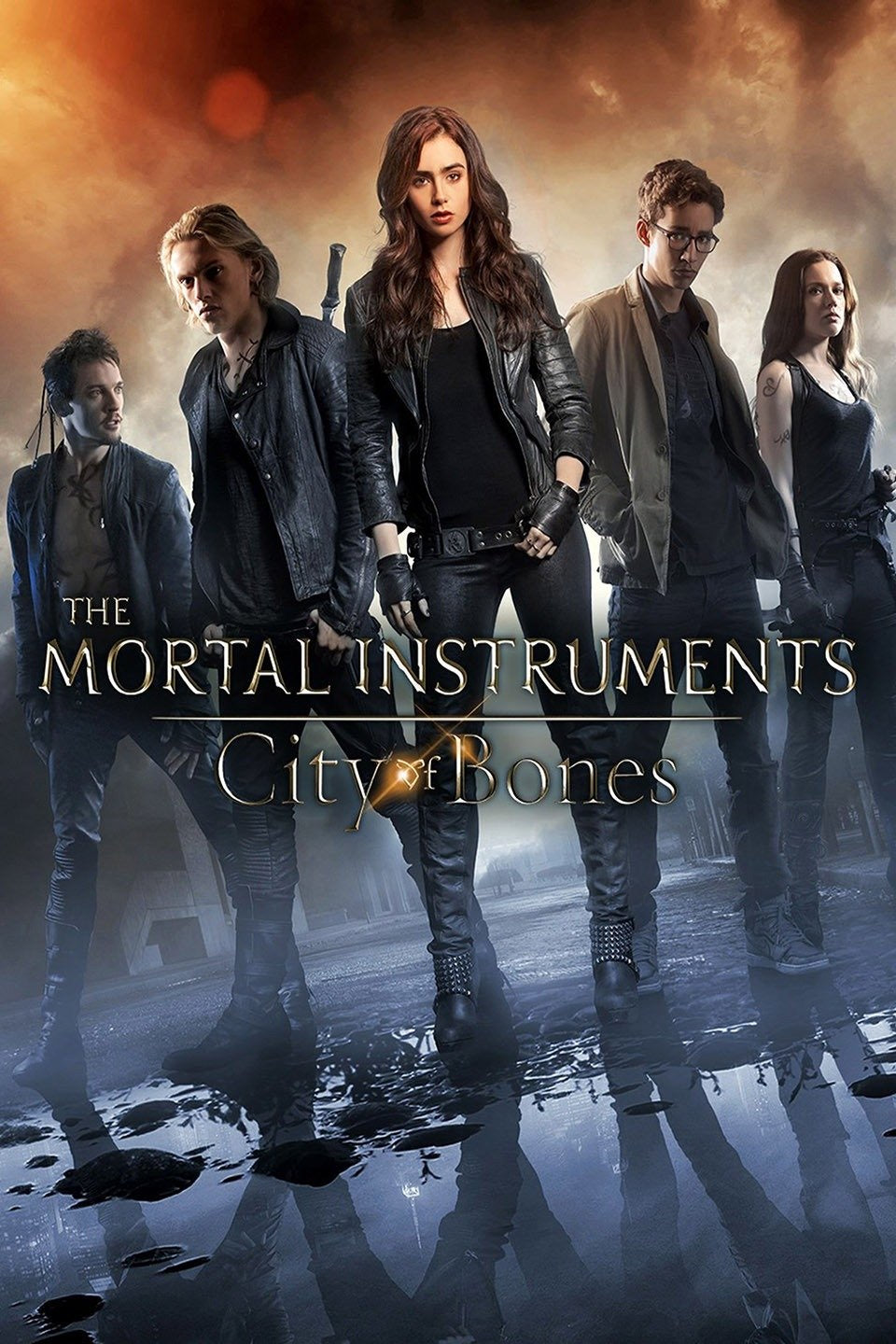 The Mortal Instruments: City of Bones (2013) Vudu or Movies Anywhere HD code