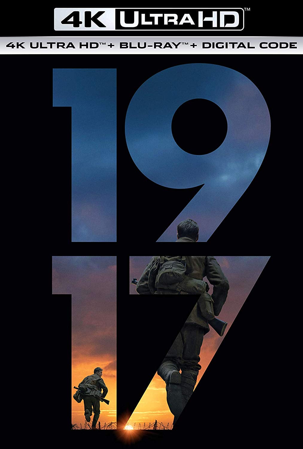 1917 (2019) Vudu or Movies Anywhere 4K code