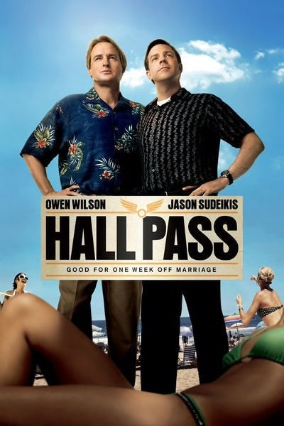 Hall Pass (2011) Vudu or Movies Anywhere HD code