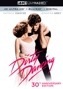 Dirty Dancing (1987) Vudu 4K or iTunes 4K code