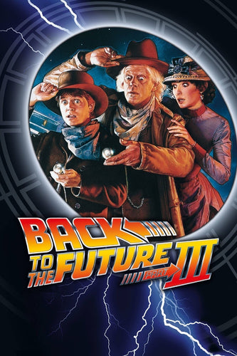 Back to the Future: Part III (1990) Vudu or Movies Anywhere HD redemption only