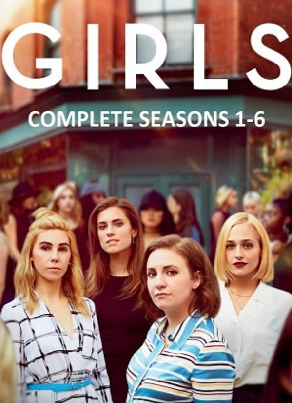 Girls The Complete Series Vudu HD redeem only