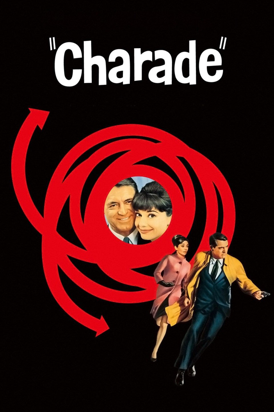 Charade (1963) Movies Anywhere HD code