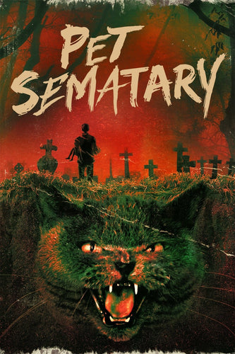 Pet Sematary (1989) Vudu HD redemption only