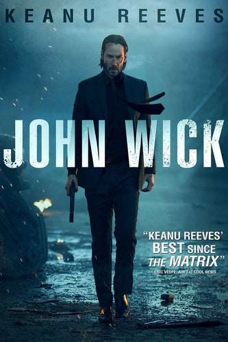 John Wick: Chapter One (2014) Vudu HD redemption only