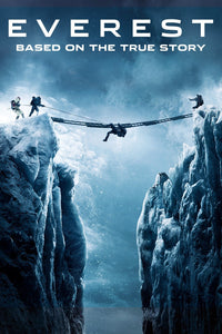 Everest Vudu or Movies Anywhere HD redemption only