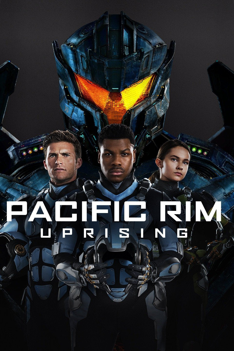 Pacific Rim Uprising Vudu or Movies Anywhere HD code