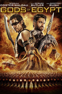 Gods of Egypt (2016) Vudu HD redemption only
