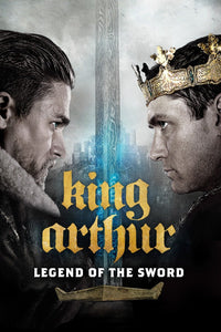 King Arthur: Legend Of The Sword (2017) Vudu or Movies Anywhere HD code