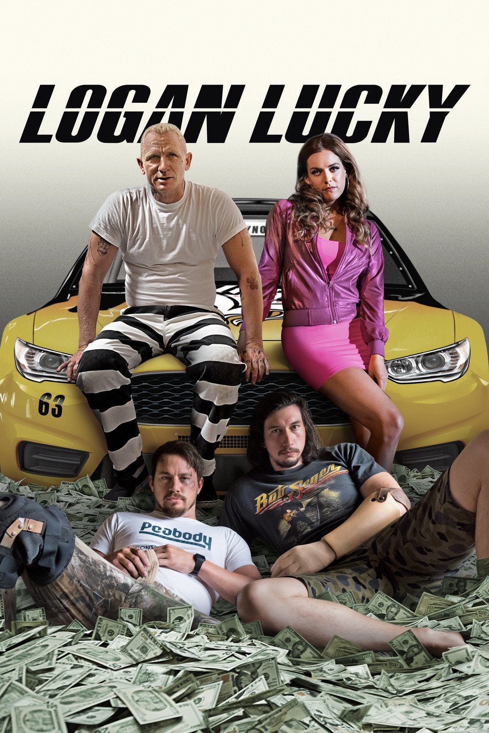 Logan Lucky Vudu HD redemption only